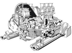 930タルガの研究(その11)「続・謎のエンジン」