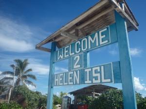 ヘレンクルーズ2016その6(ヘレン島上陸)