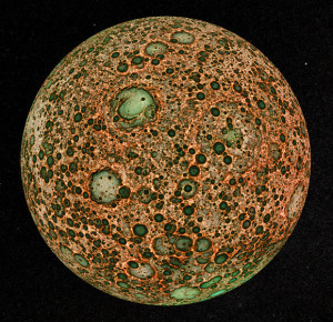 月の裏側とリュウグウ