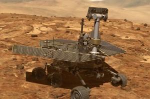 火星に愛された探査機