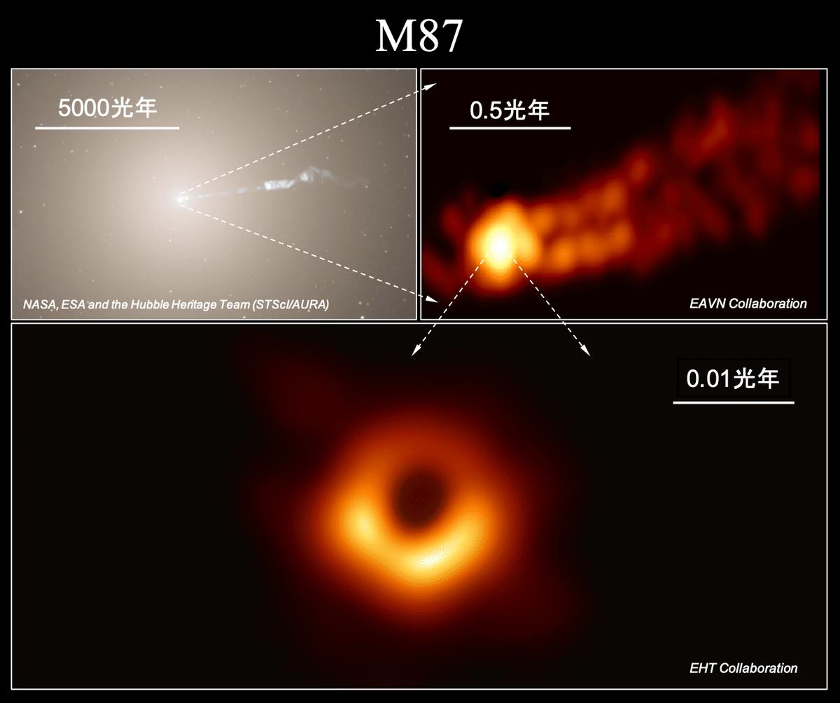 世紀の大発見のはずなんだが、いまいちピンとこないブラックホールの写真