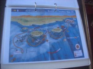 エジプト・紅海ツアー(レッドシーツアー)の研究(その7)ダイビングスポット:ラスモハメッドエリア