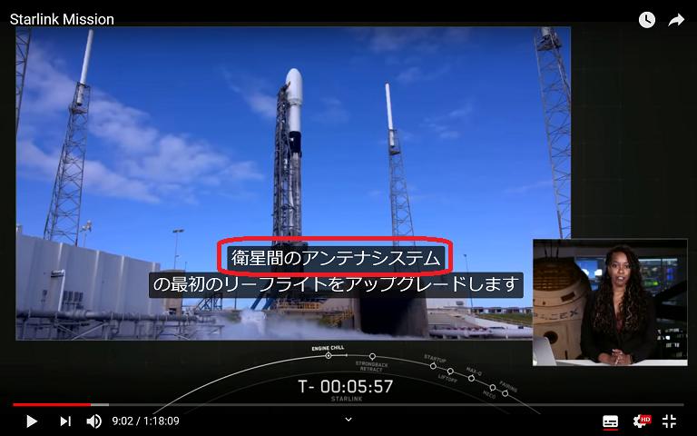 クソな自動翻訳とインターリンク衛星間通信の怪しい関係