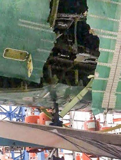 強靭な翼がボディを破壊するB777Xの怪