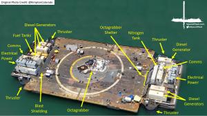 スペースX艦隊の全貌:将来は世界最大の船舶オペレーターになる可能性も