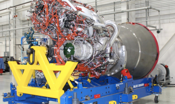 そういえばあれはどーなった:ブルーオリジンの飛ばないBE-4エンジン